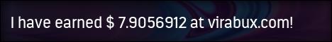 4º Pago de ViraBux - 0,46$ Earned